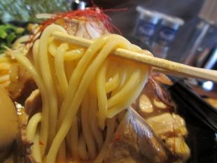 肉バカ弁天 生姜味噌 麺