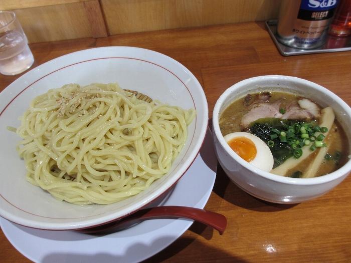 丸 味噌つけ麺