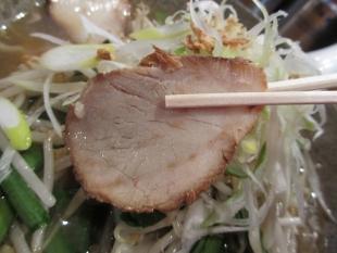 たぶきん竹尾 ニラモヤシ麺 チャーシュー