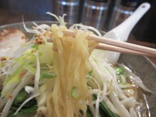 たぶきん竹尾 ニラモヤシ麺 麺