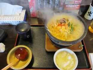 火山弁天 担々麺 (2)