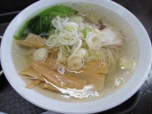丸三 塩ラーメン (2)