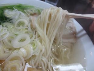 丸三 塩ラーメン 麺