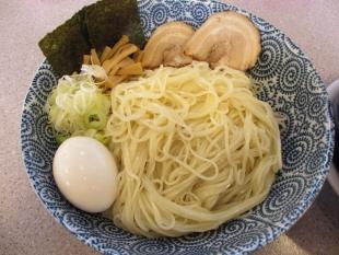 来味亀田 つけ麺 (2)