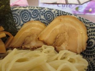 来味亀田 つけ麺 チャーシュー