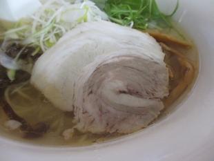 泰紋 鶏節ラーメン塩 チャーシュー