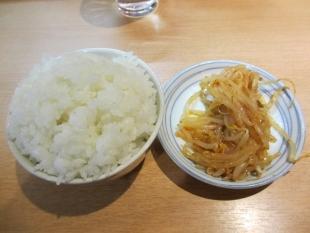 麺や力 ライス無料