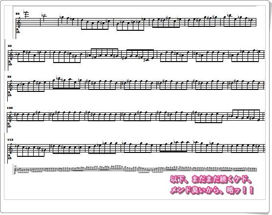 今月(2016年1月)の気になるコンサートについて。その3♪ファースト・ヴァイオリン、なんの苦行だ?!(+ ▼ +;)