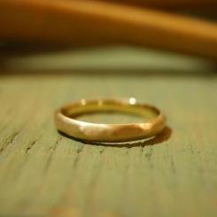オーダーメイド 10金 指輪