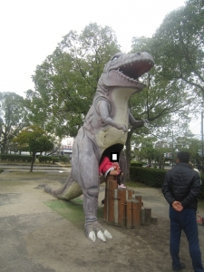 岡崎南強化 恐竜