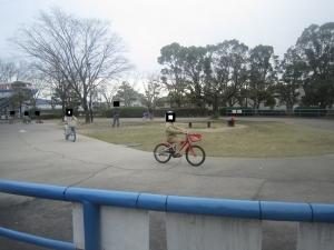 岡崎南強化 自転車コースレンタル