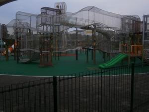 岩ヶ池公園強化5