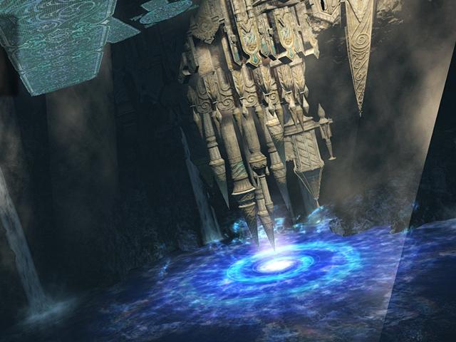 【FF14】星の呼び声(星海観測 逆さの塔)
