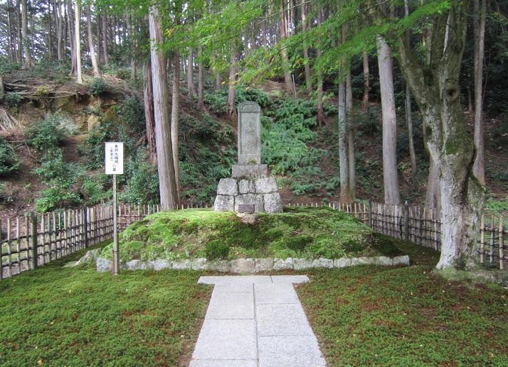 圓光寺 東照宮墓