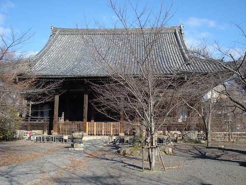 立本寺本堂