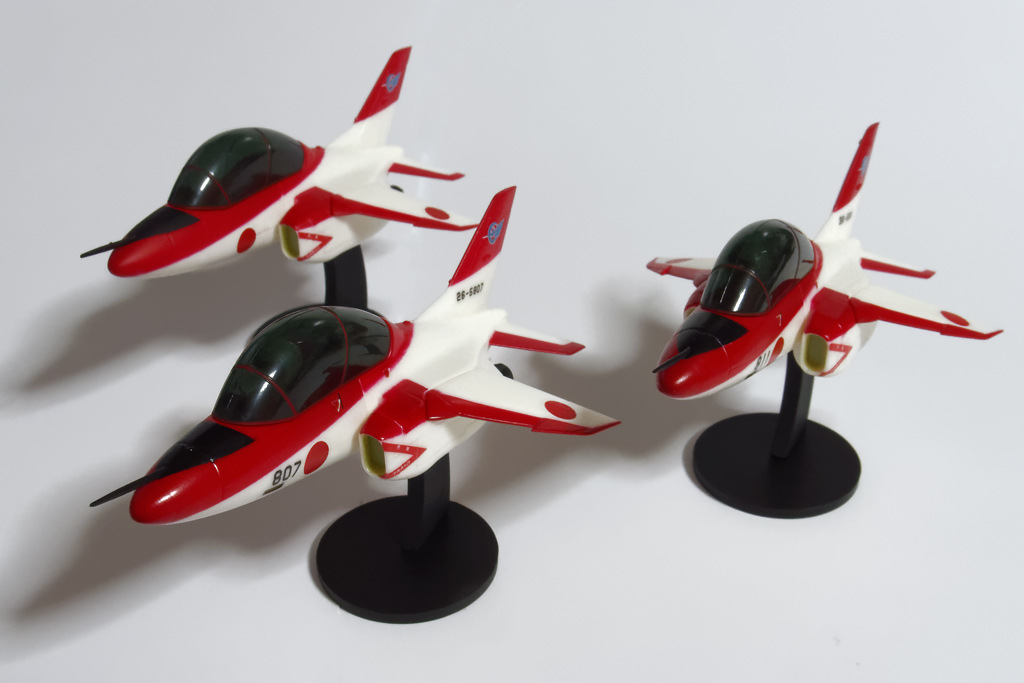カプセルQ T-4 レッドドルフィン