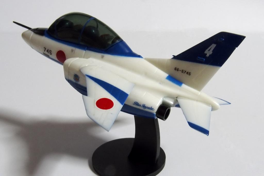 カプセルQ T-4 ブルーインパルス 4番機