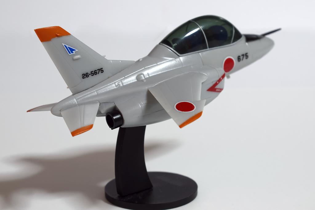カプセルQ T-4 ブルーインパルス 7番機