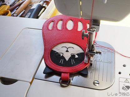 縫いはじめ