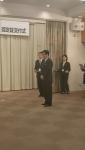 千葉県庁。森田知事
