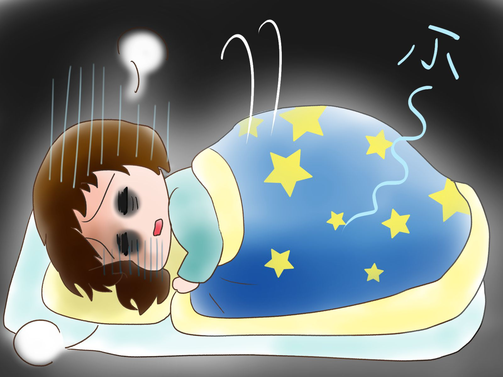 眠れない人を、あっさりと眠らせる秘策とは?