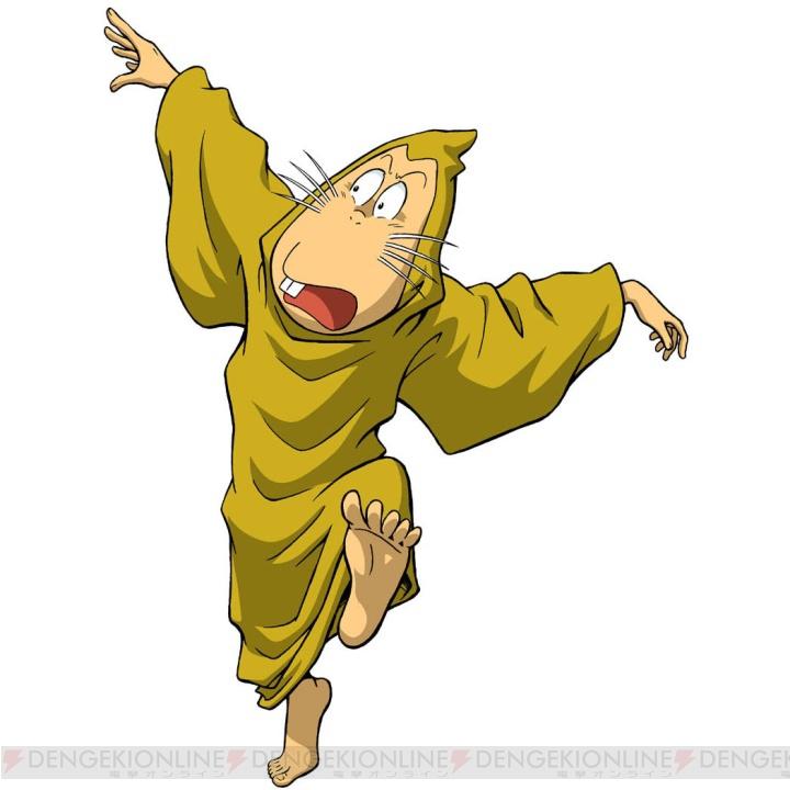 ゲゲゲの鬼太郎に登場する「ねずみ男」の本名は?-根頭見(ネズミ)ペケペケ