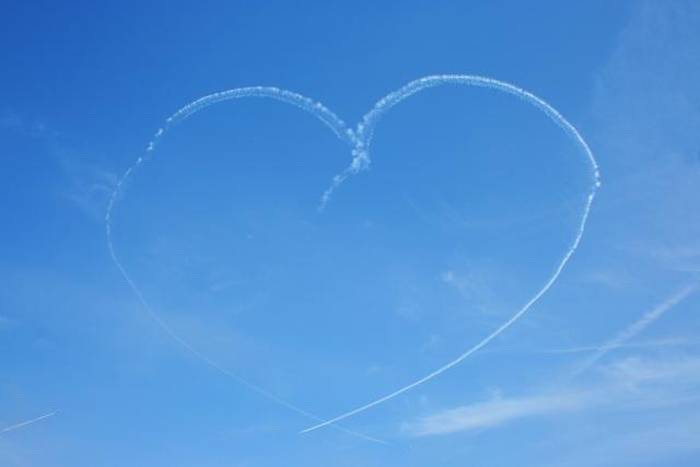 飛行機雲3