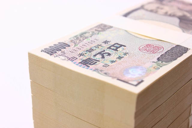 1億円の重さはどのくらい?