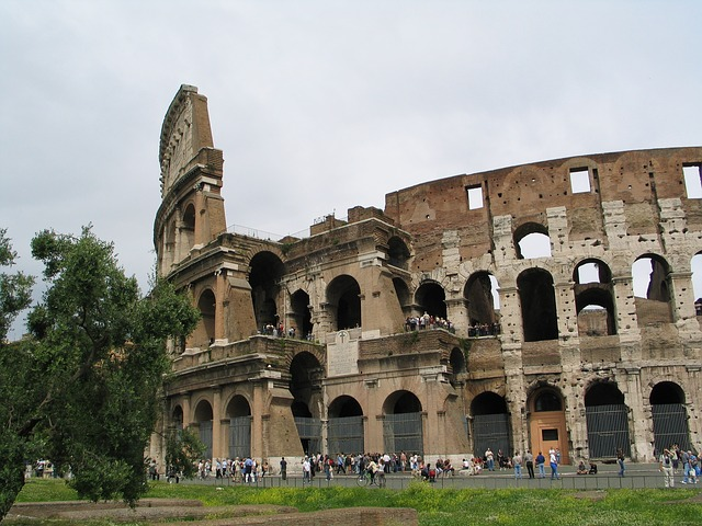 ローマ貴族たちは、バカバカしいほどの贅沢をしていた?