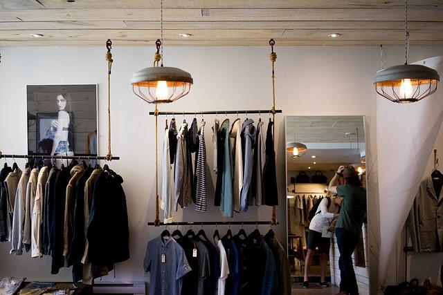 ファッション店