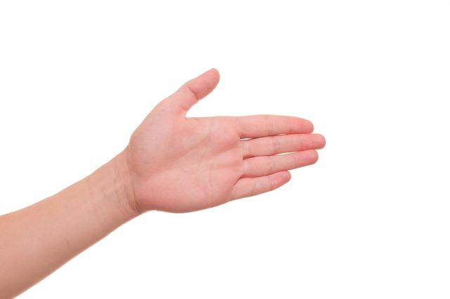 とっておきの手段という意味の「奥の手」とは、実は左手のこと?