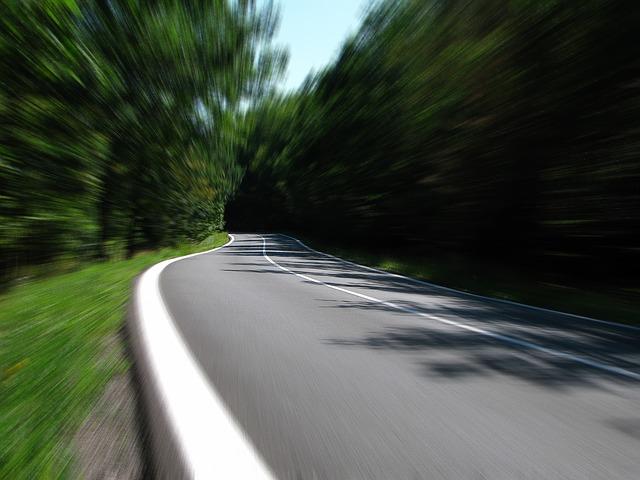 道路の数え方は、「一道路」「二道路」である?