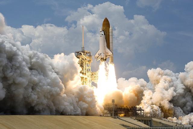 ロケットの質量は、90パーセント以上が燃料?
