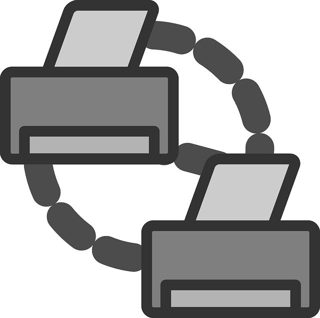 ファックスは、何故電話回線で送れる?