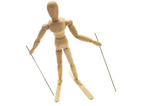 スキージャンプの選手は、何故怪我をしない?