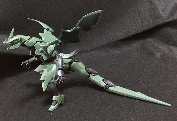 HG 1/144 ダナジン (機動戦士ガンダムAGE)