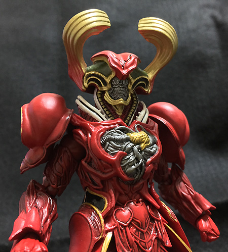 S.H.Figuarts ハートロイミュード 約155mm ABS&PVC製 フィギュア