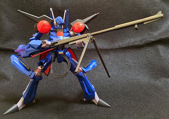 重戦機エルガイム ROBOT魂 SIDE HM バッシュ(EX13 Ver.)