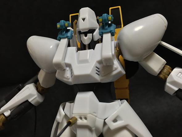 ROBOT魂 SIDE HM エルガイム (スパイラル・ブースターセット) 約145mm ABS&PVC製 塗装済み可動フィギュア
