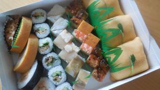 八竹のお寿司