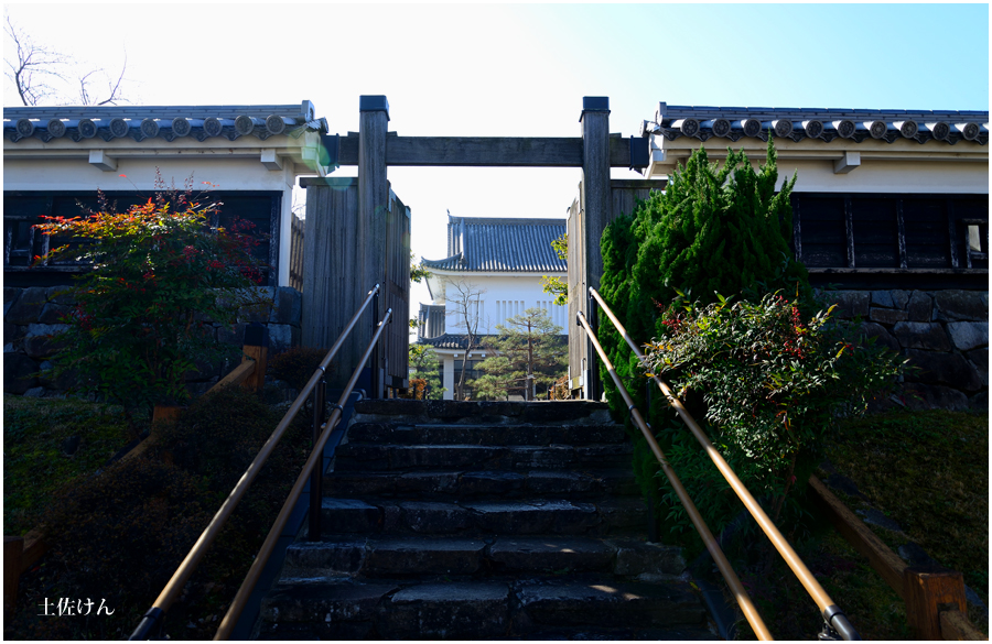 勝竜寺城公園1
