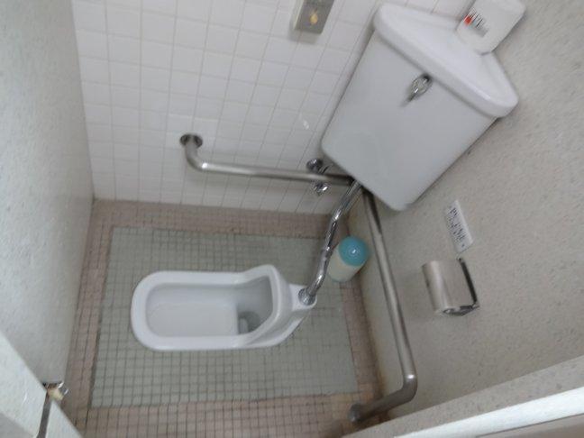 某庁舎内トイレ改修