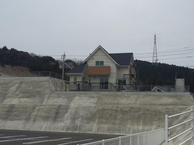 M 村邸 足場解体