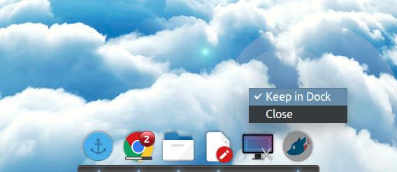 Plank Ubuntu ランチャー アプリアイコンの追加