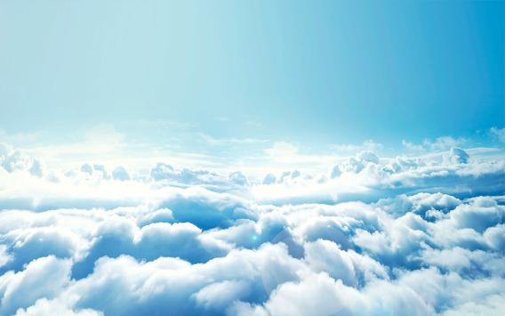 _67_IV Ubuntu 壁紙 雲海 空