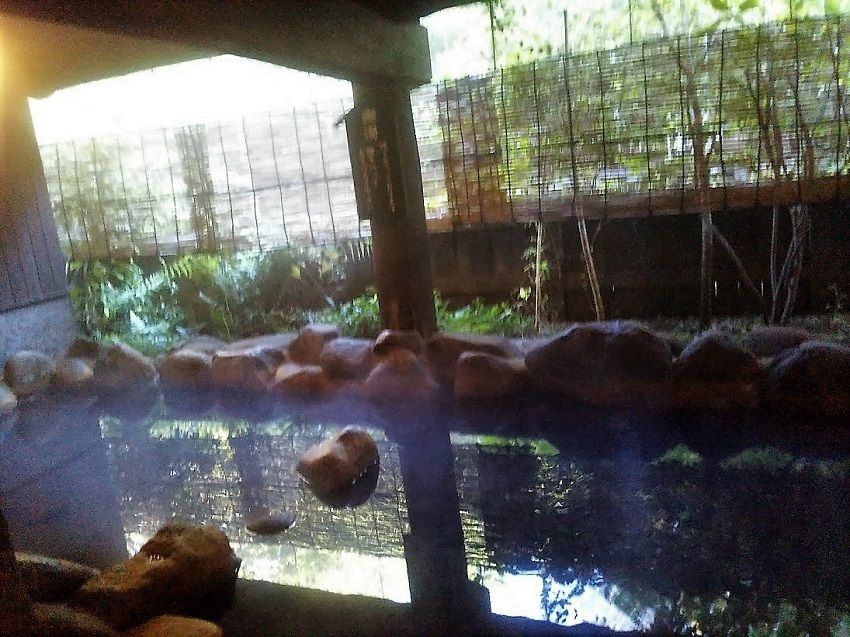 黒川温泉 御客屋 里の湯
