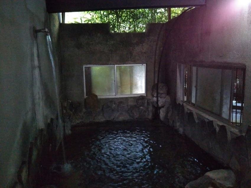 民宿たから温泉、別館貸切風呂