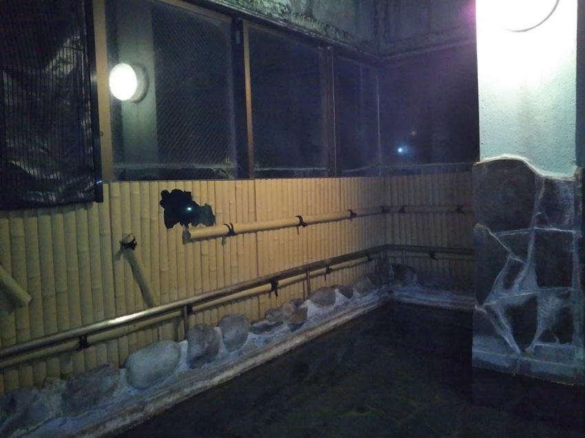 くきた別館 大浴場