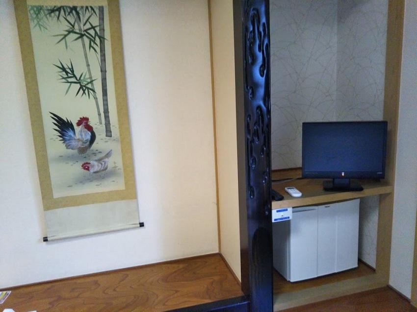 ホテルアネックス松美 部屋
