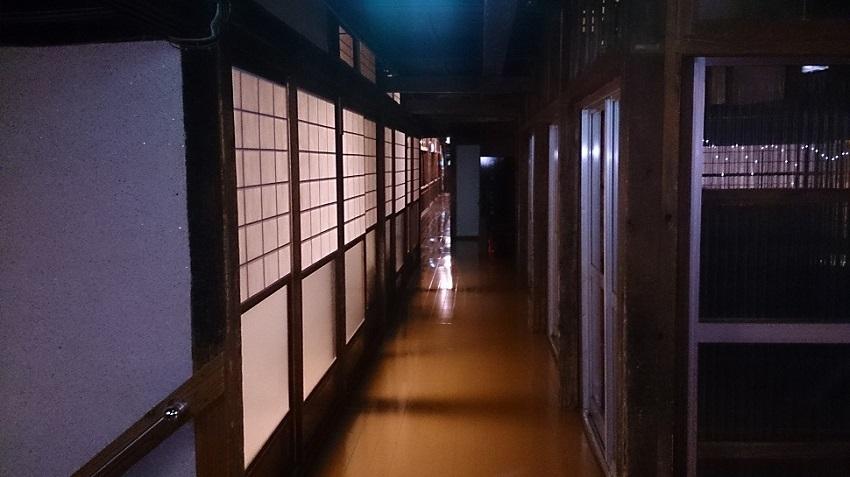 大沢温泉 湯治部